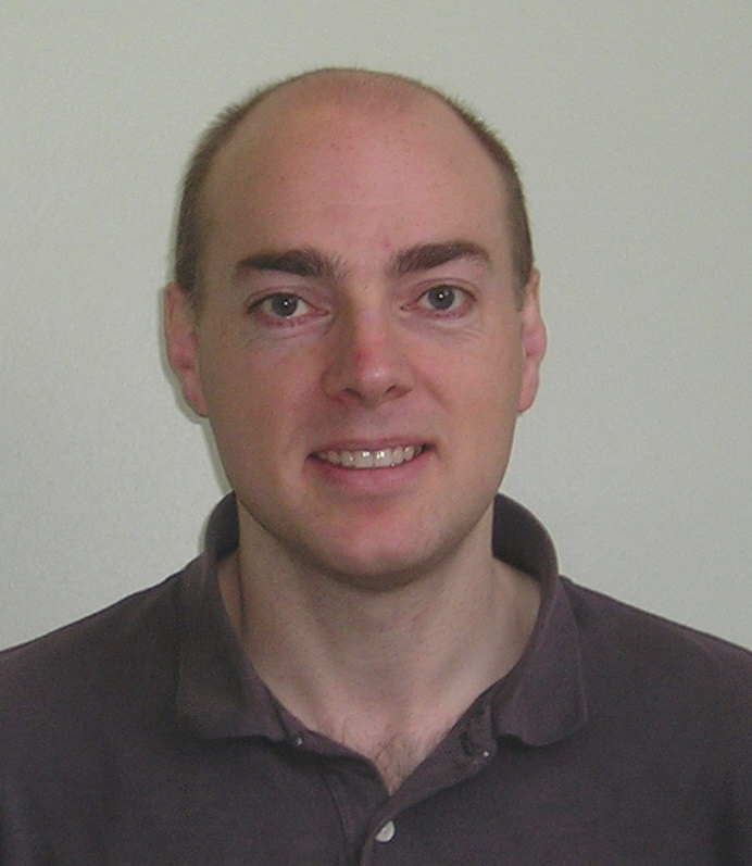 Dr Andrew Sutherland - PC150181